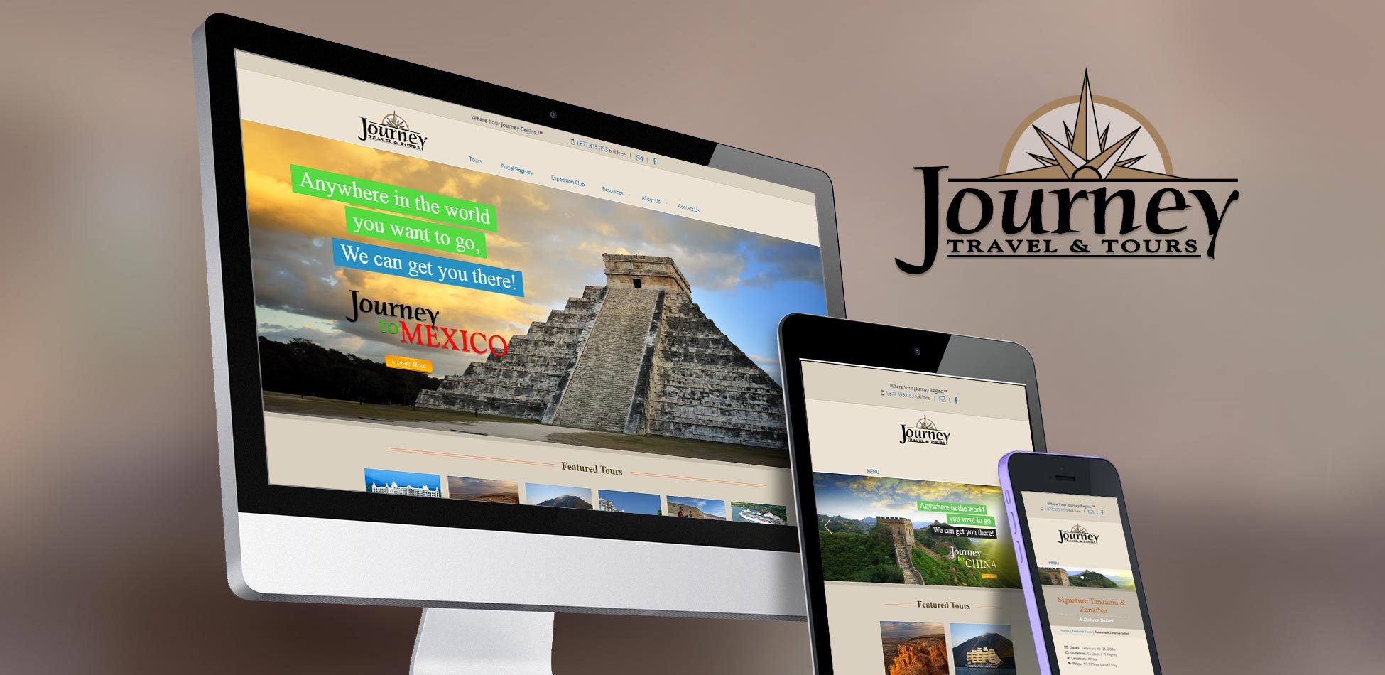 Journey Travel & Tours