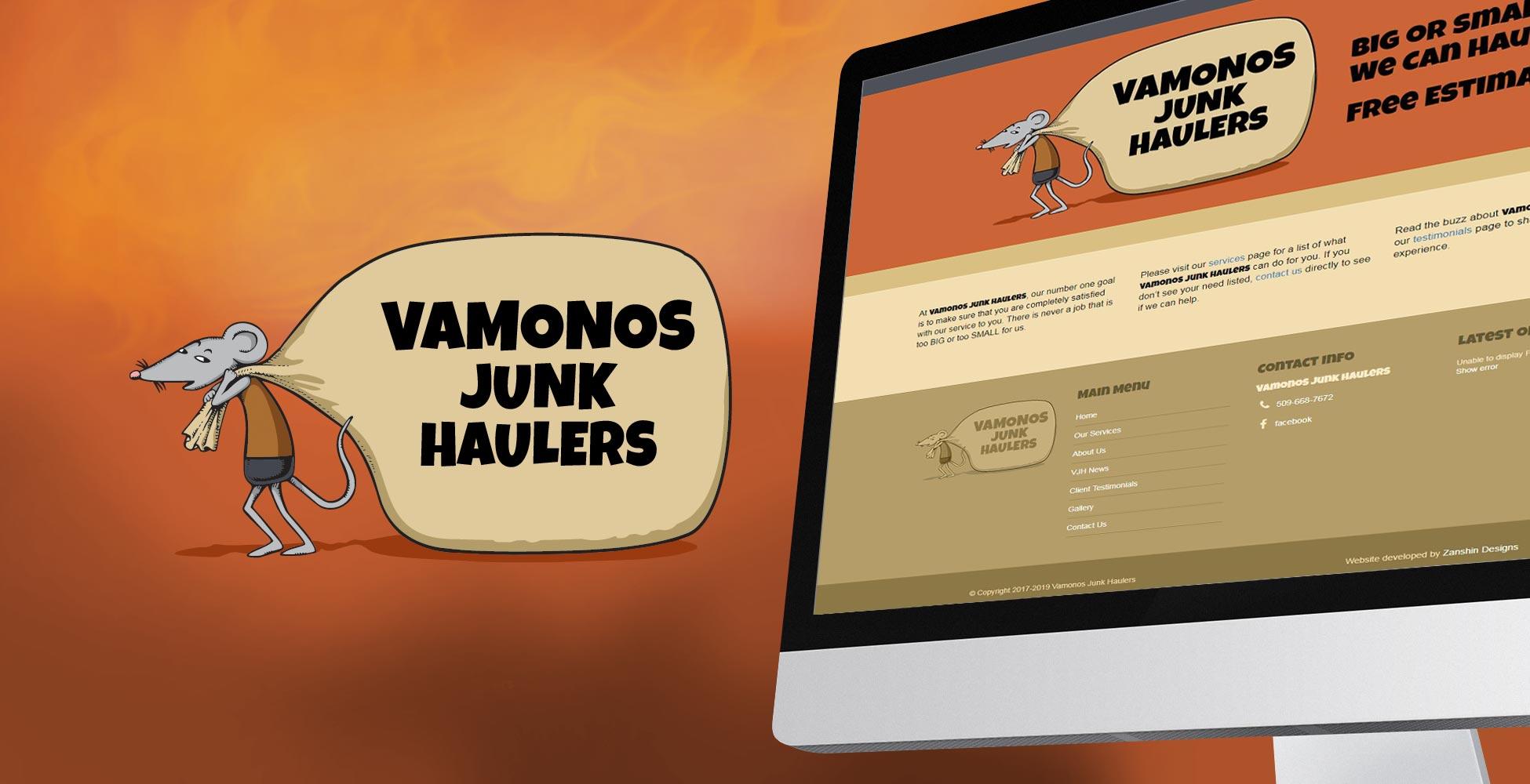 Vamonos Junk Haulers